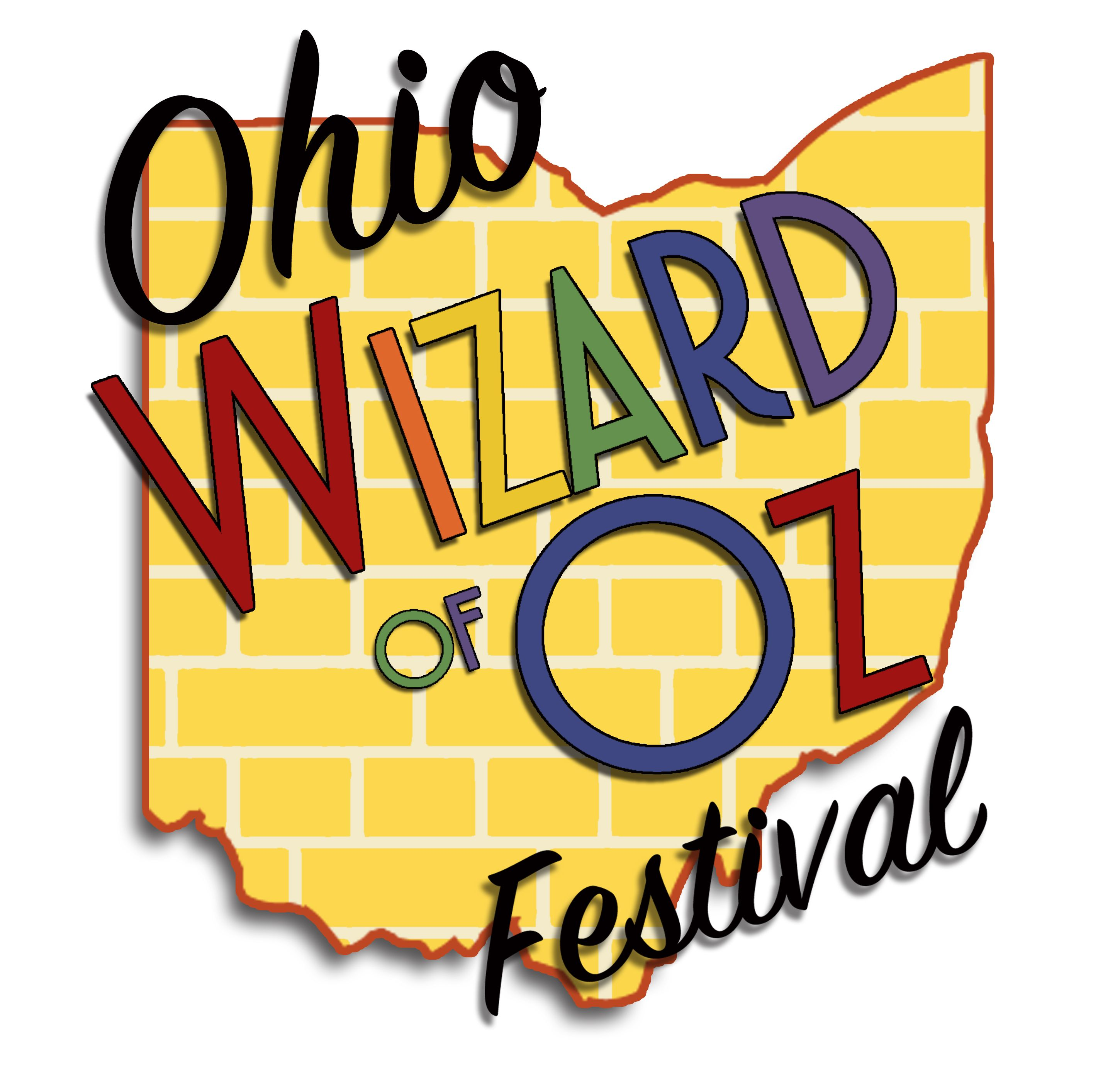 Ohio Wizard of Oz Festival Logo